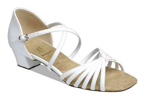 1666 White Coag Kinderschuh