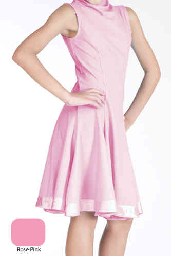Kayla Juvenile Dress - Rose