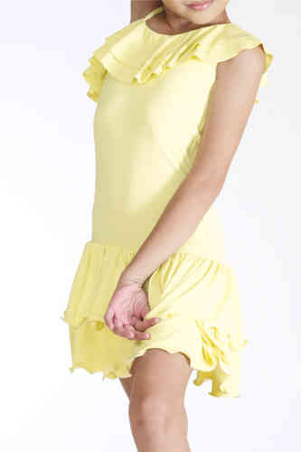 Taylor Dress - Lemon